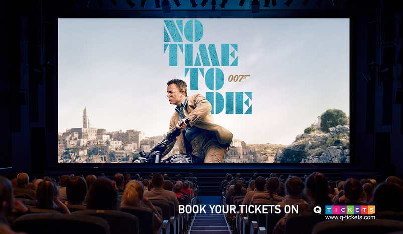 Where to Watch James Bond movie No Time to Die in Qatar Cinema Timings Now Showing